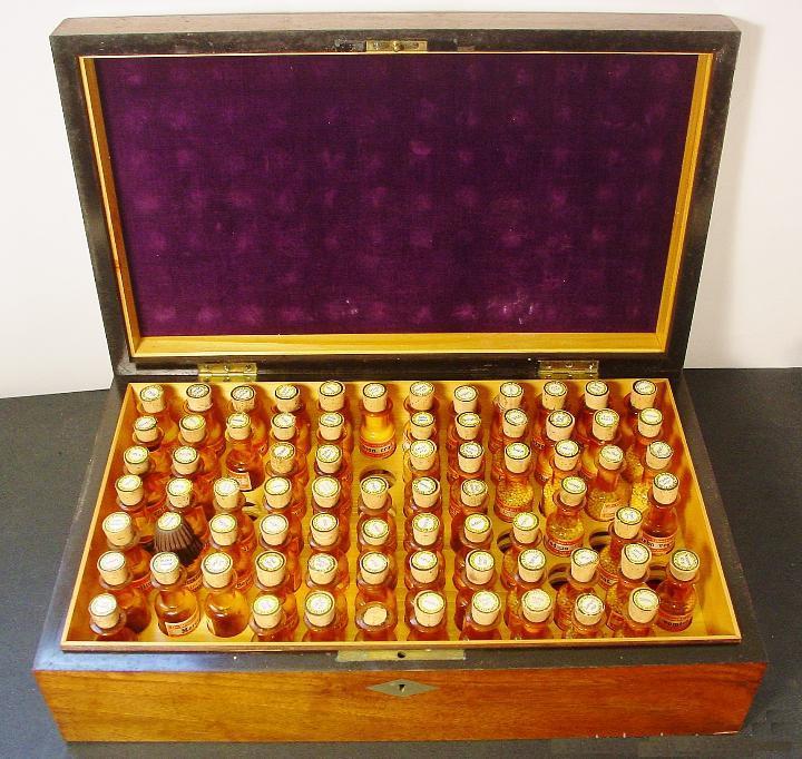Maletín Homeopatía vaciado de pisos Vaciart