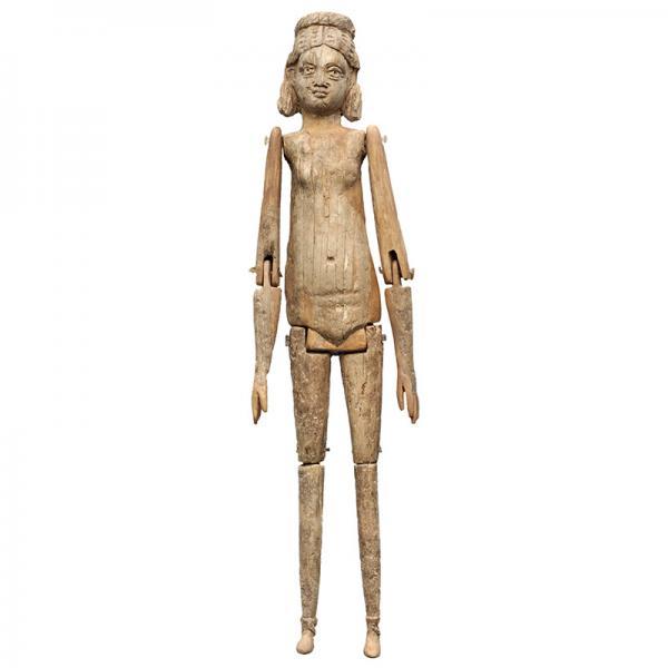 muñecas antigua