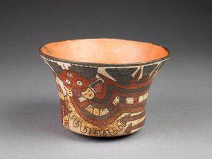 cerámica arte nazca